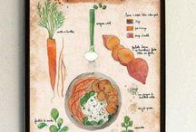 Mes recettes illustrées