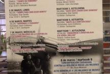 Mujeres, II República y guerra civil / Reivindicando el papel de las mujeres en la Historia: materiales seleccionados por la biblioteca de Muskiz para completar la charla y la exposición con motivo del 8 de marzo
