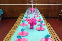 Kids Birthday party decor
