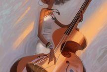 art / by Susan Netherton