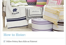 pottery barn kids dream wishlist nursery / by Diane Ferguson Ross