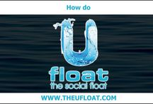 UFLOAT / The UFLOAT is the the most comfortable way to cool off and relax in the water. United States Coast Guard approved! as an upside down life jacket pfd. Many have called it the 'diaper float'.