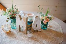 Mariage vintage centre de table / Idées de centre d etable pour mariage vintage - Vintage wedding centerpiece