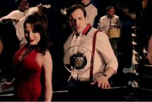 """Electro Velvet   United Kingdom Eurovision 2015 / Electro Velvet are a British vocal duo that represented the United Kingdom in the Eurovision Song Contest 2015 with the song """"Still in Love with You"""" finishing 24th. The duo consists of Alex Larke and Bianca Nicholas."""