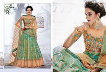 Latest Designer Wedding Lehenga Choli Collection.