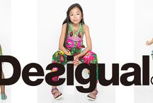 DESIGUAL SS16 / This brand consist of chic designs and accessories.