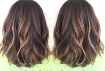 Hair balyage