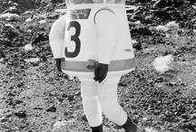 Vintage Astronauts / Cosmonauts