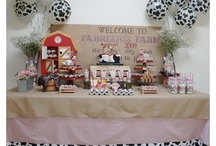 Birthday party ideas  / by Allison Hickerson