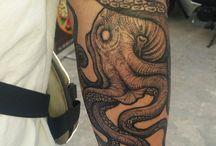 tattoo ideas / tattoo ideas based on ocean life