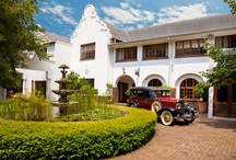 Kleinkaap / Kleinkaap Boutique Hotel is one of the most beautiful venues in South Africa :)
