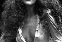 1970-1980 Vintage hair