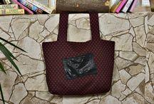 Handmade special bags / El yapımı özel tasarlanan çantalar. Özel ve sınırlı sayıda üretim