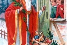 Mikuláš, Santa and Christmas