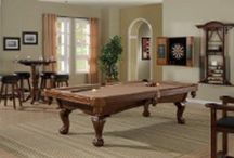 Pool Table Collections / Check out the variety of pool tables we offer!