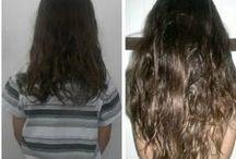 Păr sănătos