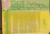 Jude Bible Journaling