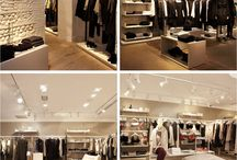 Boutique store interior