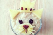 Food art / For kids