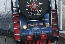 trains russe