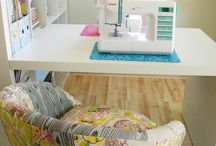 Crafts/guest room ideas