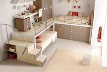 Mia 's coolest bunk beds ever