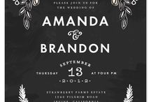 Save The Date/Invitations / by LAResortwedding