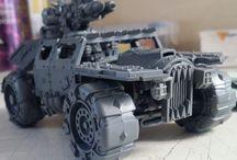 WK40k Ork Conversions