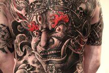 tatto keren