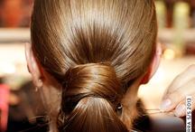 Fall 12 Hair and Make-up / by Carson Kressley