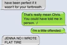 Funny texts / by Treena Smith