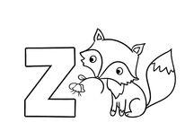 Dibujos del Abecedario para colorear / Colorea las letras del abecedario con una colección de dibujos muy divertida. Cada letra viene acompañada de un animal diferente. Podrás colorear la inicial de tu nombre, imprimirla y colgarla en tu habitación. Con este alfabeto seguro que te aprendes todas las letras.