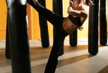 Kickboxing / by Beth Scussel