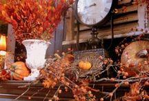 SEASONS - Fall/Autumn / by Cari Stead