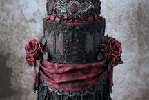 COOL CAKES♥♥♥ / Es ist eine Kunst,angemessen zu speisen. Es ist eine noch größere Kunst einen angemessenen Kuchen herzustellen.