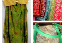 all about Batik Indonesian