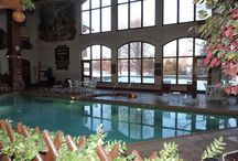 The Bavarian Inn Lodge (Frankenmuth, MI) / http://www.mail4rosey.com/2014/02/the-bavarian-inn-lodge-slice-of-germany.html