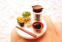 Food We love / Sushi,cuisine and fashion recipes