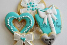Bridal Shower Ideas / by Amy Petro
