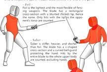 Fencing / Fencing sports - Epee
