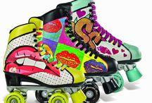 Ice/Roller Skates