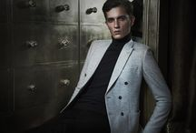 Men's Editorial Features / Men's style and grooming articles from the blog / by Sam Brady