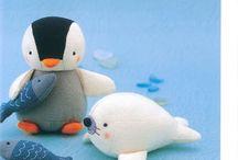 Hračky - tučniaky