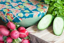bees wax wrap / reusable food wrap ,bees wax ,no more plastic