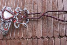 macrame ring bracelet