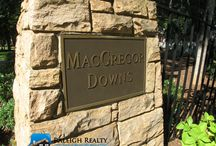Homes for Sale MacGregor Downs / MacGregor Downs is one of the most popular neighborhoods in Cary, NC. The homes in MacGregor are spectacular, typically starting in the high 3's or low 4's and working up to luxury homes well over a million. Our real estate agents our experts in the MacGregor area. Let us know if you're looking to buy or sell a house in MacGregor, we can helo!  #RaleighRealty #MacGregor #Cary #NC #realestate #homesforsale  www.raleighrealtyhomes.com/macgregor-downs.php