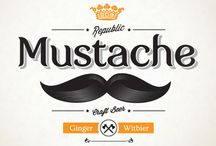 ★ 'stache & beards ★ / just because!