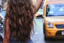 amazing long hair/hairstyle / fashion hair