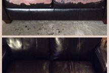 Refurbishing couches
