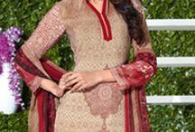Punjabi Salwar Kameez on Variation / Buy Punjabi Salwar Kameez on Variation